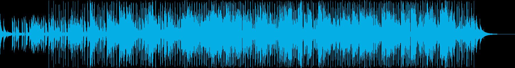 ポップ センチメンタル 説明的 静...の再生済みの波形