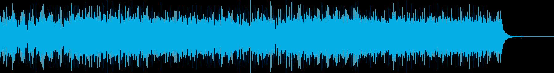 ロック アクション 技術的な ハイ...の再生済みの波形
