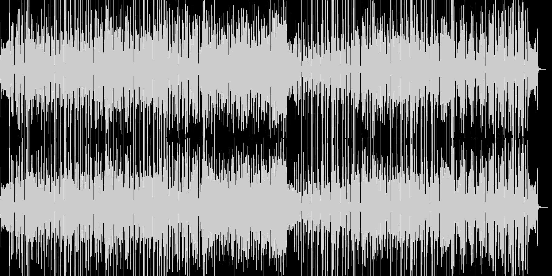 琴・三味線 渋いR&Bポップ 長尺★の未再生の波形
