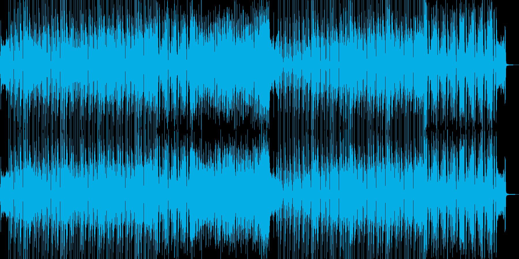 琴・三味線 渋いR&Bポップ 長尺★の再生済みの波形