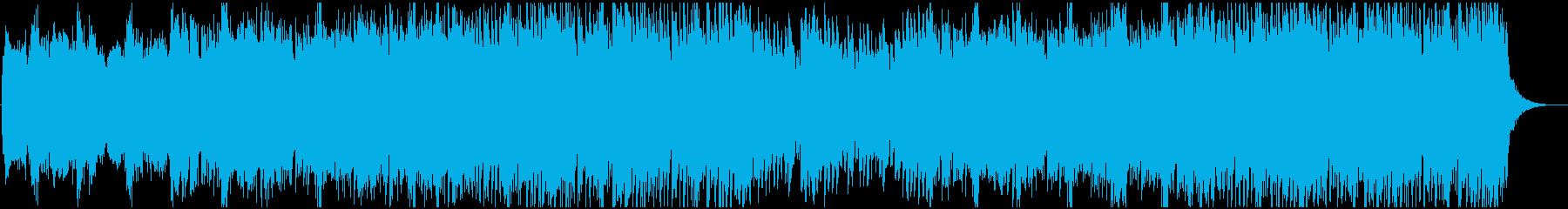 ハロウィン ホラー 不気味 ゾンビの再生済みの波形