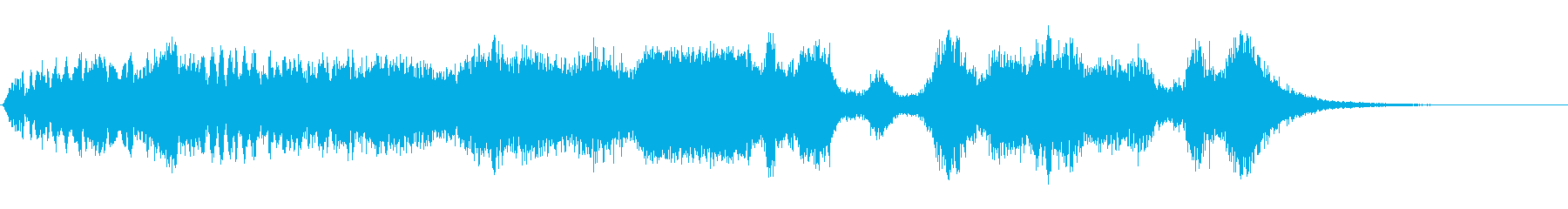 チューブメナスの再生済みの波形