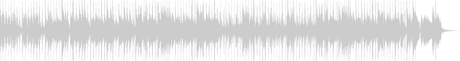 まったりできるトランペットジャズバラードの未再生の波形