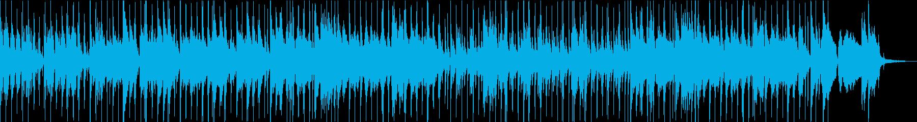 まったりできるトランペットジャズバラードの再生済みの波形
