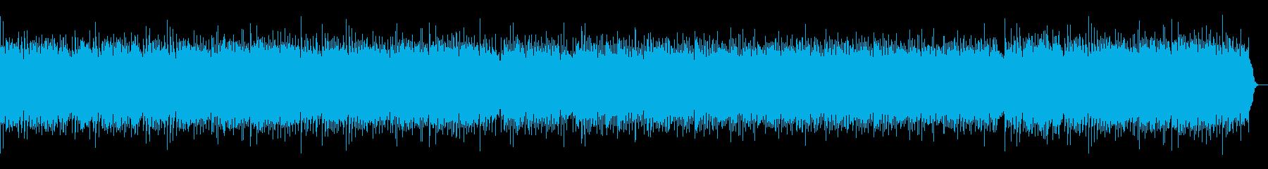管弦楽組曲第一番 パスピエの再生済みの波形
