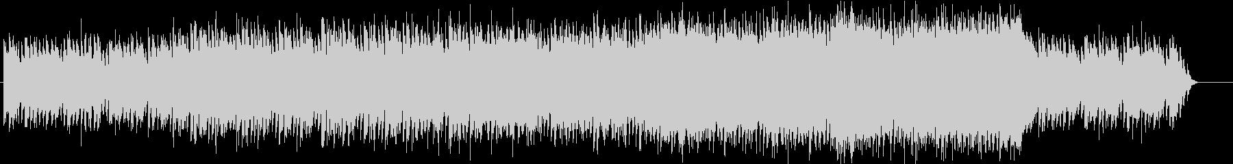 ケルト調ファンタジーオーケストラ・三拍子の未再生の波形