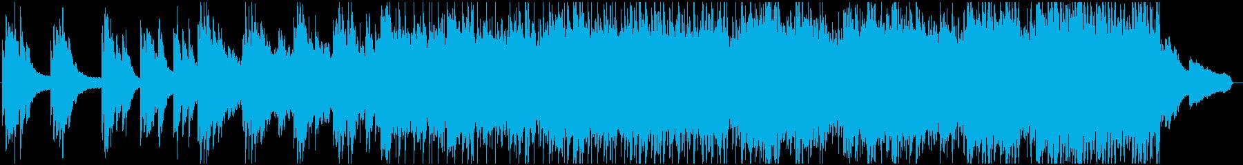 現代的 交響曲 コーポレート アク...の再生済みの波形