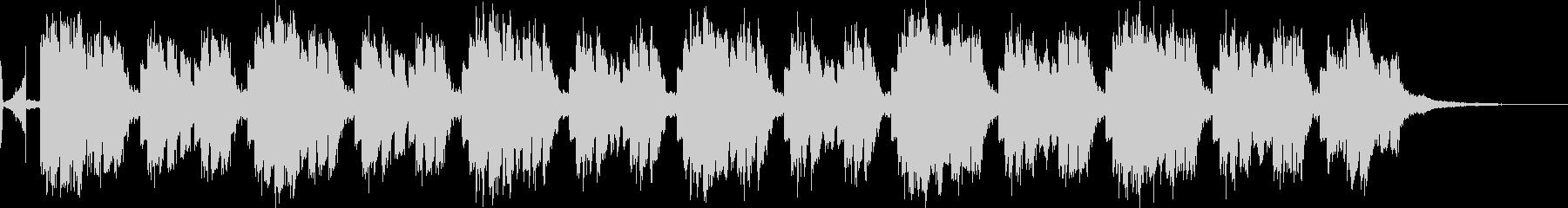 54秒 ビジネスシーン スマートなEDMの未再生の波形