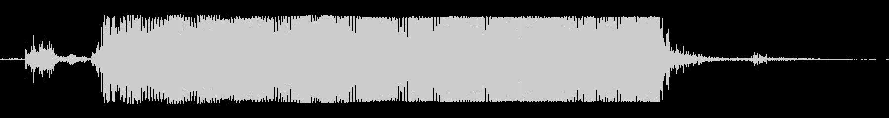 ギターメタルパワーコードzqの未再生の波形