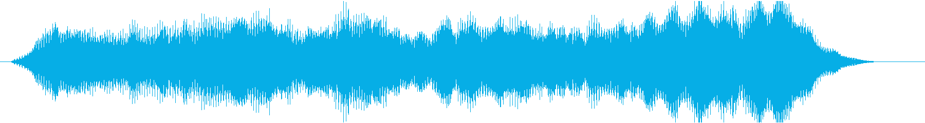 ボワァァン(登場音) 長めの再生済みの波形