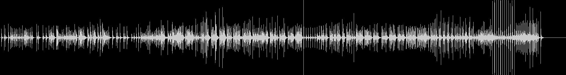 三味線37娘道成寺16日本式レビューショの未再生の波形