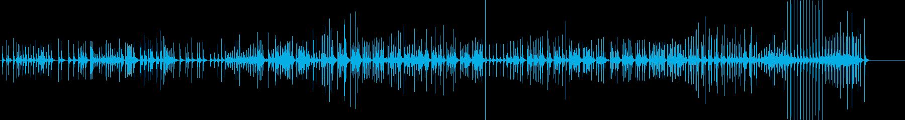三味線37娘道成寺16日本式レビューショの再生済みの波形