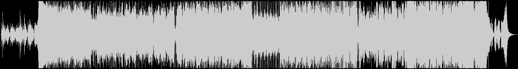 アニメOP/ED、6/8拍子短調、切ないの未再生の波形
