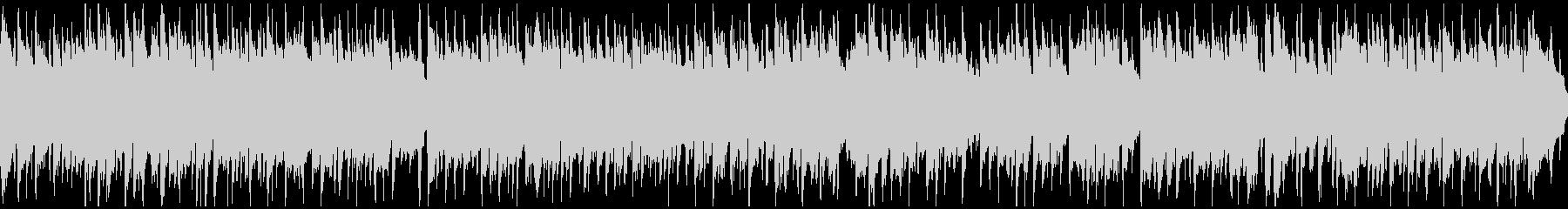 懐かしい田舎の夕焼けリコーダー※ループ版の未再生の波形