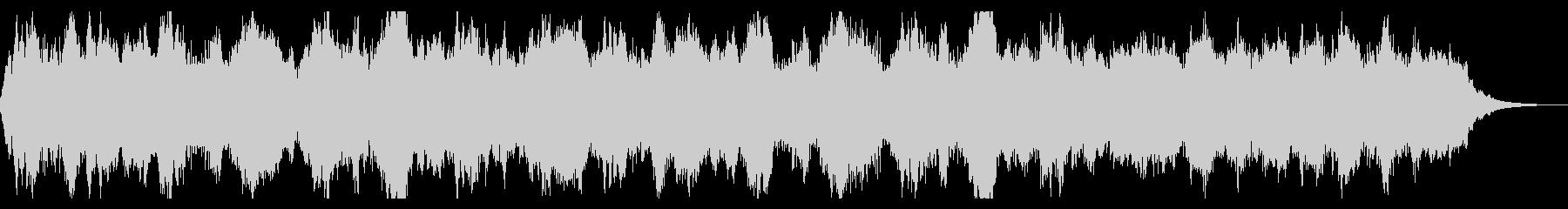 威風堂々 エルガー クラシック Ver2の未再生の波形