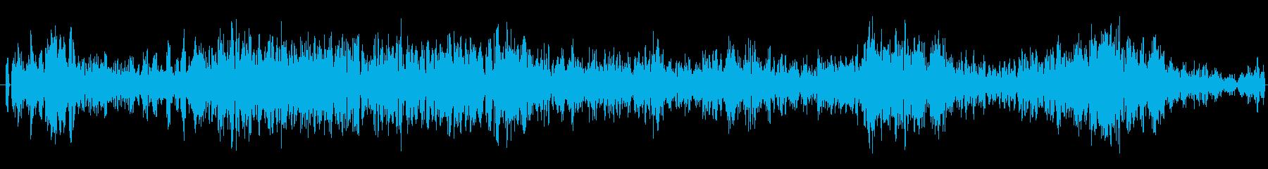 風/強風/嵐/竜巻の演出に!ループ可能3の再生済みの波形