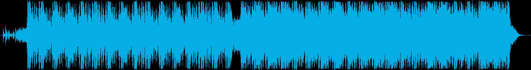 高級車CM荘厳な登場シーンに適すBGM の再生済みの波形