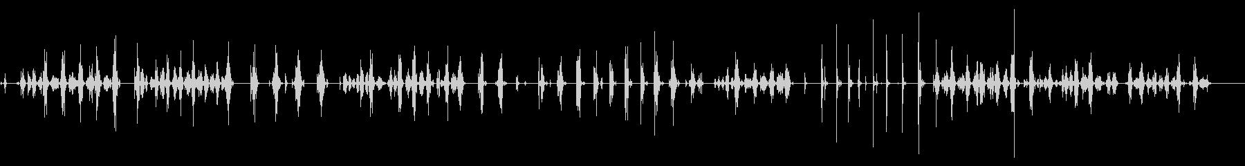 ICE:連続スクレイピングアイス&...の未再生の波形
