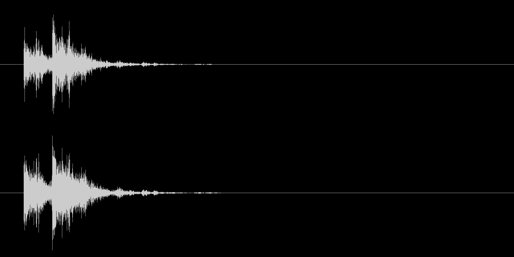 食器 プレートオンプレートプレース...の未再生の波形