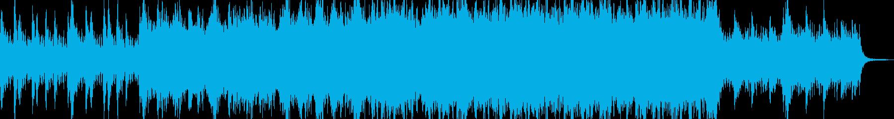 現代の交響曲 劇的な 厳Sol 素...の再生済みの波形