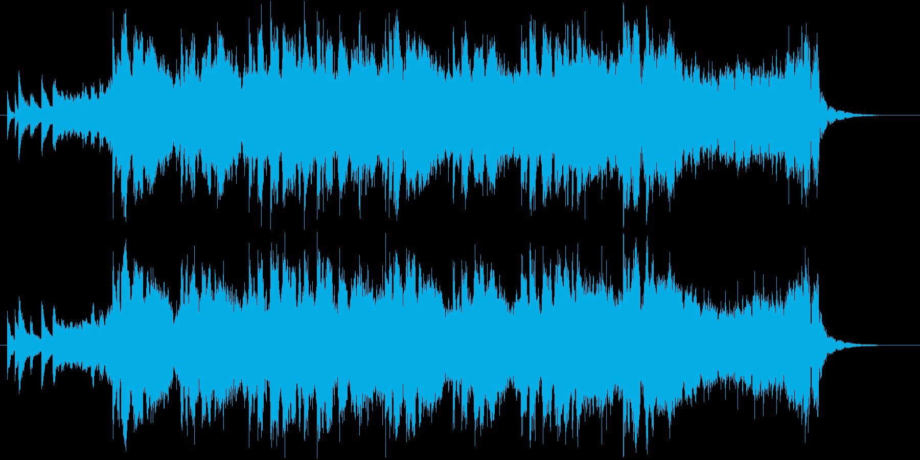誕生日の歌(ダンスver)【ユウト】の再生済みの波形