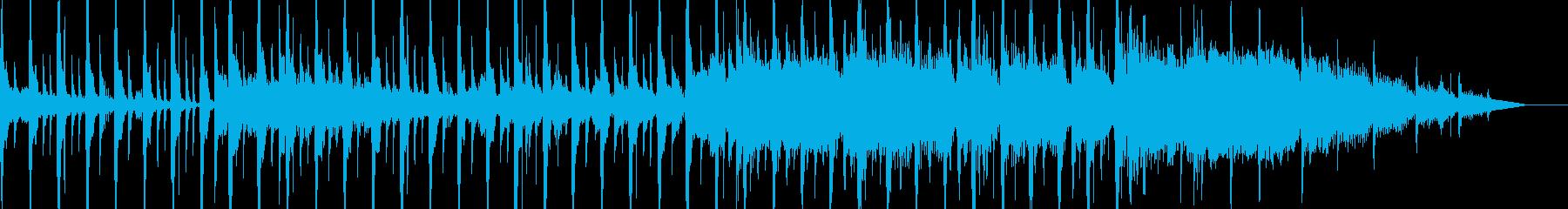 怪しい 疑念 思考 野望 エレクトロの再生済みの波形