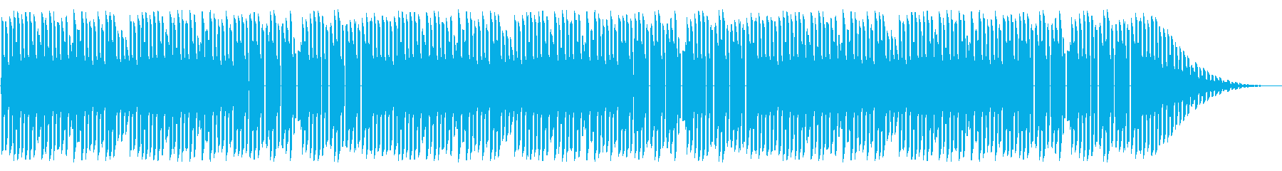 NES STG B01-1(タイトル) の再生済みの波形