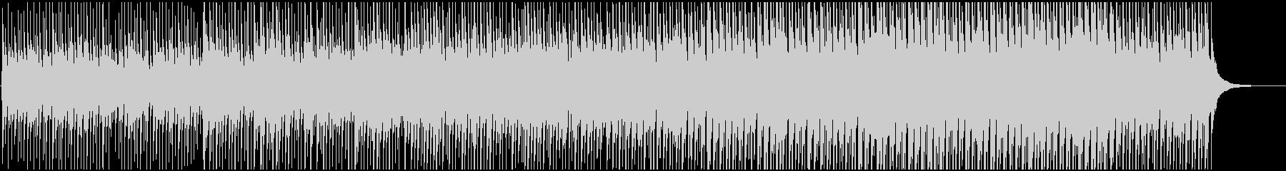 かわいいマーチ風ポップYouTube系の未再生の波形