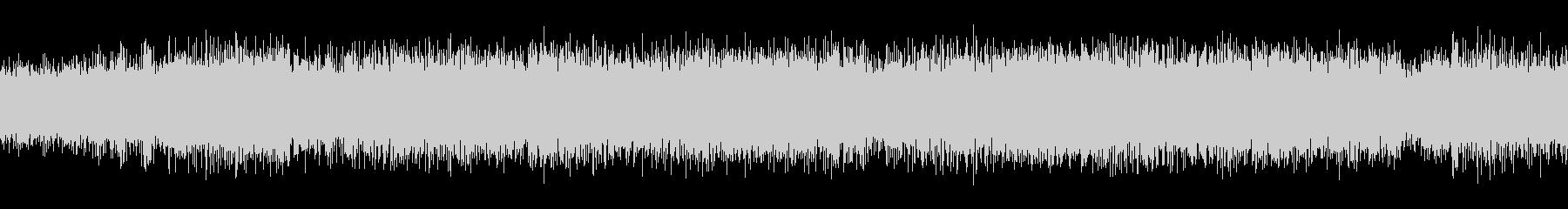 ミニトランジスターラジオ:静的ラジ...の未再生の波形