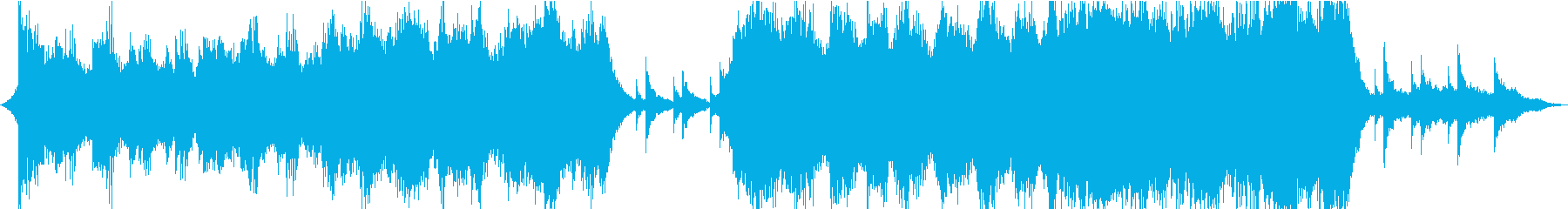 電気音響シンフォニー アンビエント...の再生済みの波形