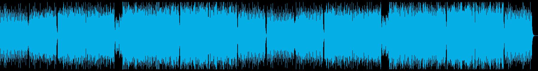 楽しく遊ぶポップピアノ:フル2回の再生済みの波形