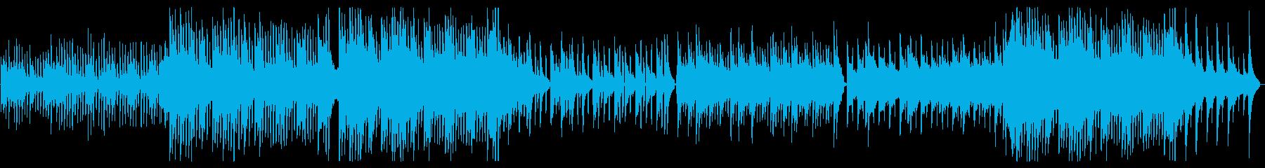現代の交響曲 バラード 可愛い 子...の再生済みの波形