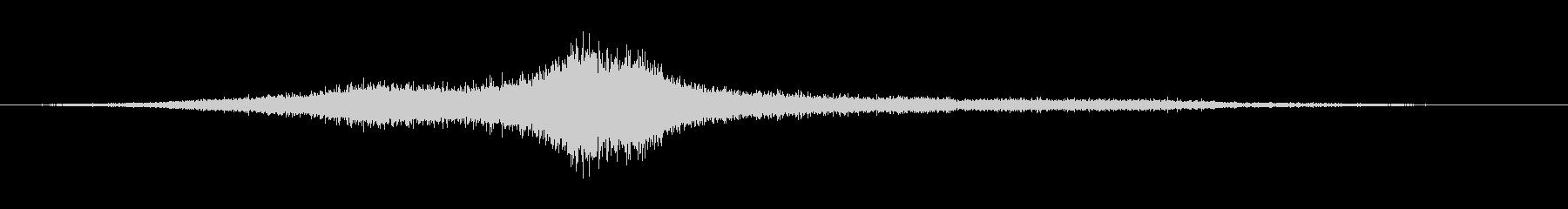 【生録音】 早朝の街 交通 環境音 16の未再生の波形