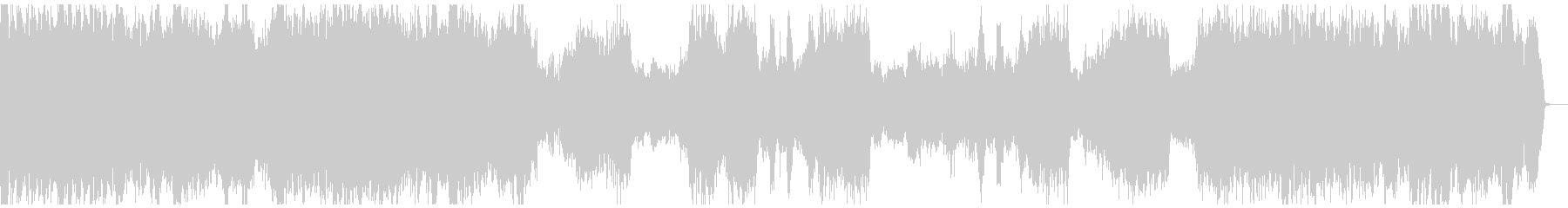 BWV1066/1『序曲』バッハの未再生の波形