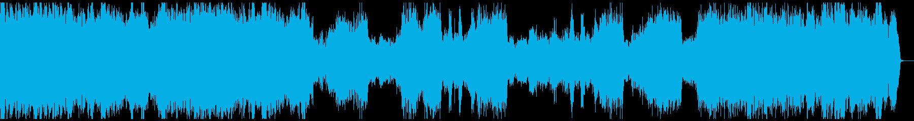 BWV1066/1『序曲』バッハの再生済みの波形