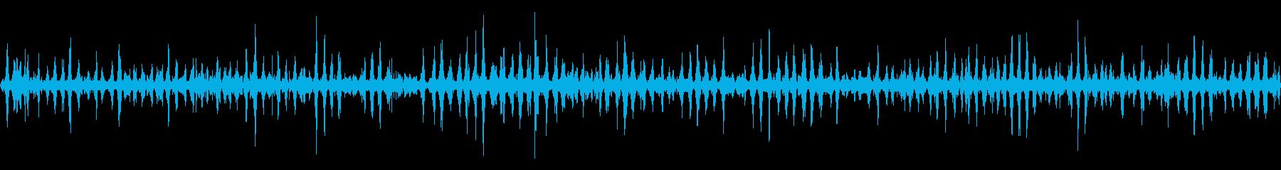 穏やかな波音(稲毛海岸)_02の再生済みの波形