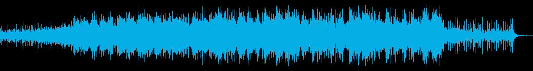 モダン テクノ アンビエント 透明...の再生済みの波形