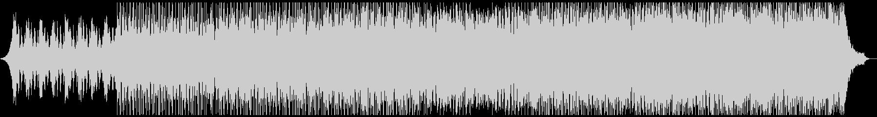 サイエンスコーポレートの未再生の波形