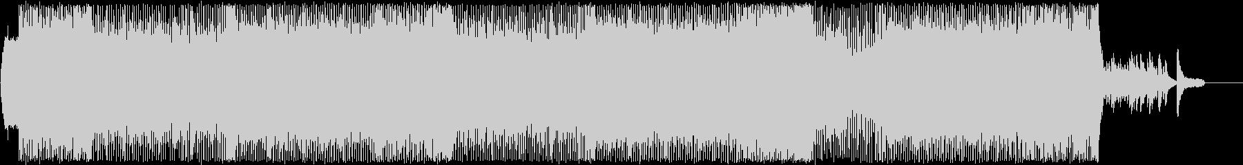 POP/EDM/Piano/ロックギターの未再生の波形