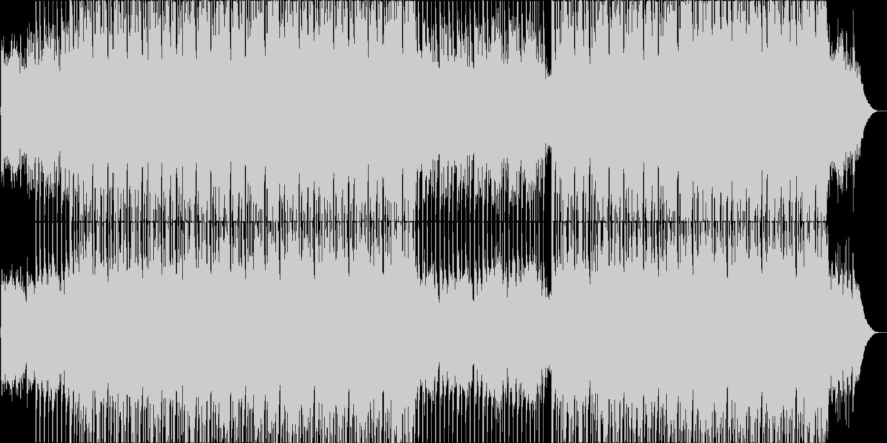 インディーフォーク・旅・アコギ・クラップの未再生の波形