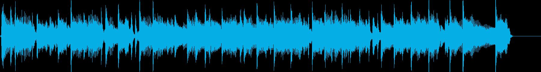 アグレッシブなアコギ CM・イントロにの再生済みの波形