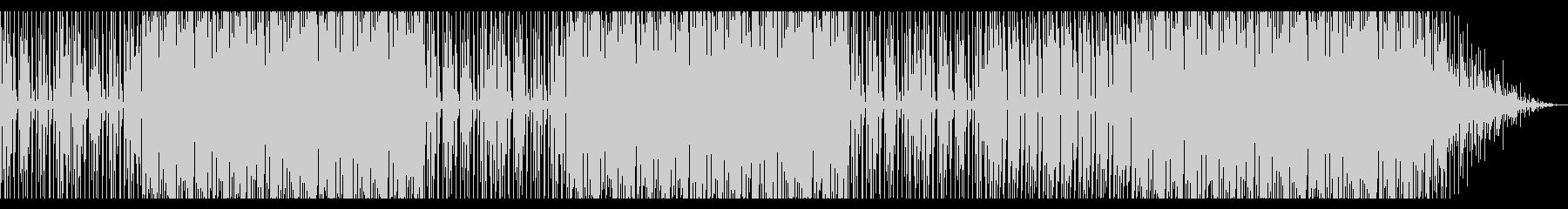シンセウェーヴです。の未再生の波形