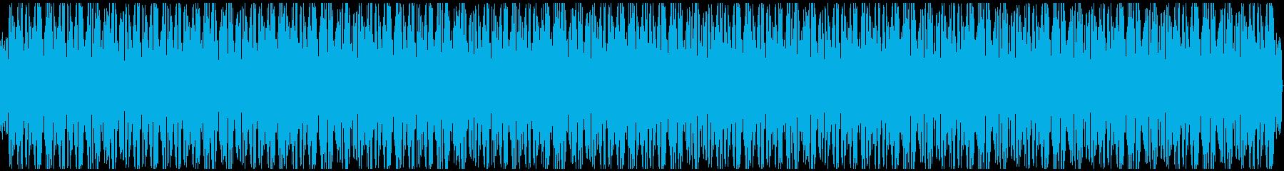 かわいい、軽快、木琴、YouTubeの再生済みの波形