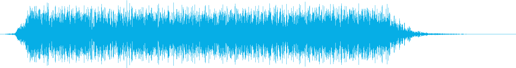 モンスター 悲鳴 41の再生済みの波形