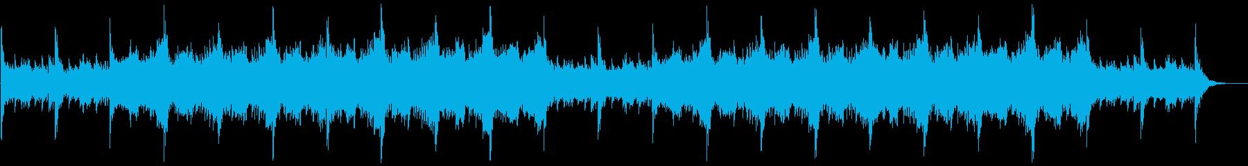 ループ対応・荒野の行動バトルオーケストラの再生済みの波形