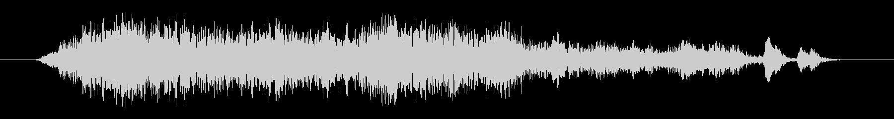 群集 チアハッピーショート04の未再生の波形