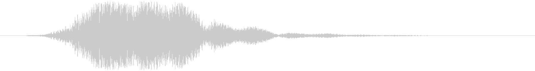 【SF】【SCI-FI】ヒューンッ・・・の未再生の波形