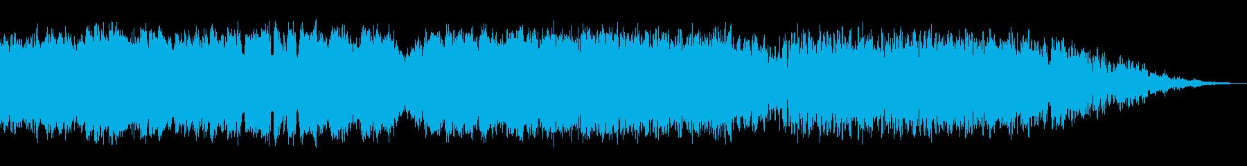 ビッグノイズスワールダウンの再生済みの波形