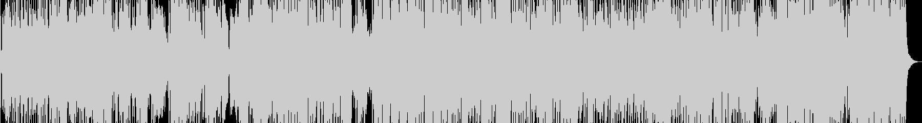 絶賛された80年代のニューウェーブ...の未再生の波形