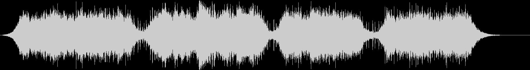 アンビエントなパッド系BGM(シンプル)の未再生の波形